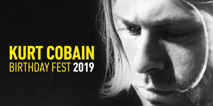 Концерт Kurt Cobain Birthday Fest - 2019