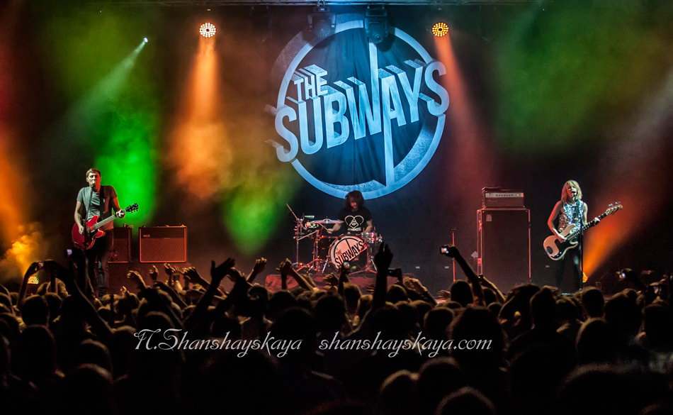 12 - The Subways
