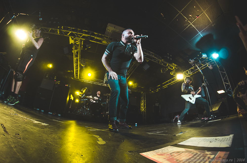 9 - Killswitch Engage