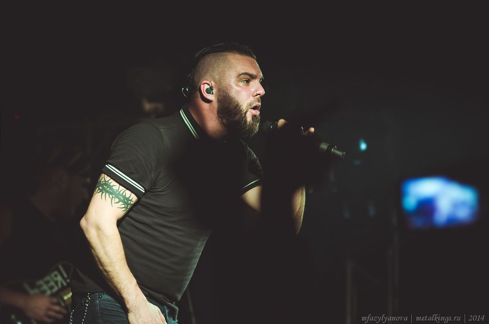 26 - Killswitch Engage