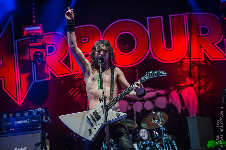20 - Airbourne