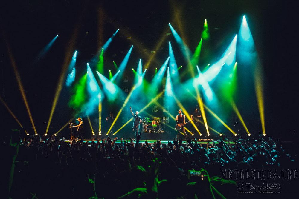 Skillet - афиша концертов и билеты 2018