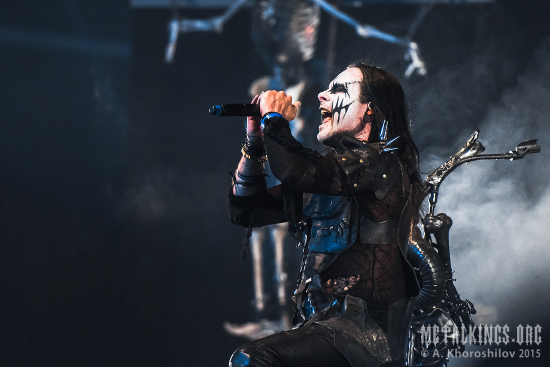 1 - Cradle Of Filth