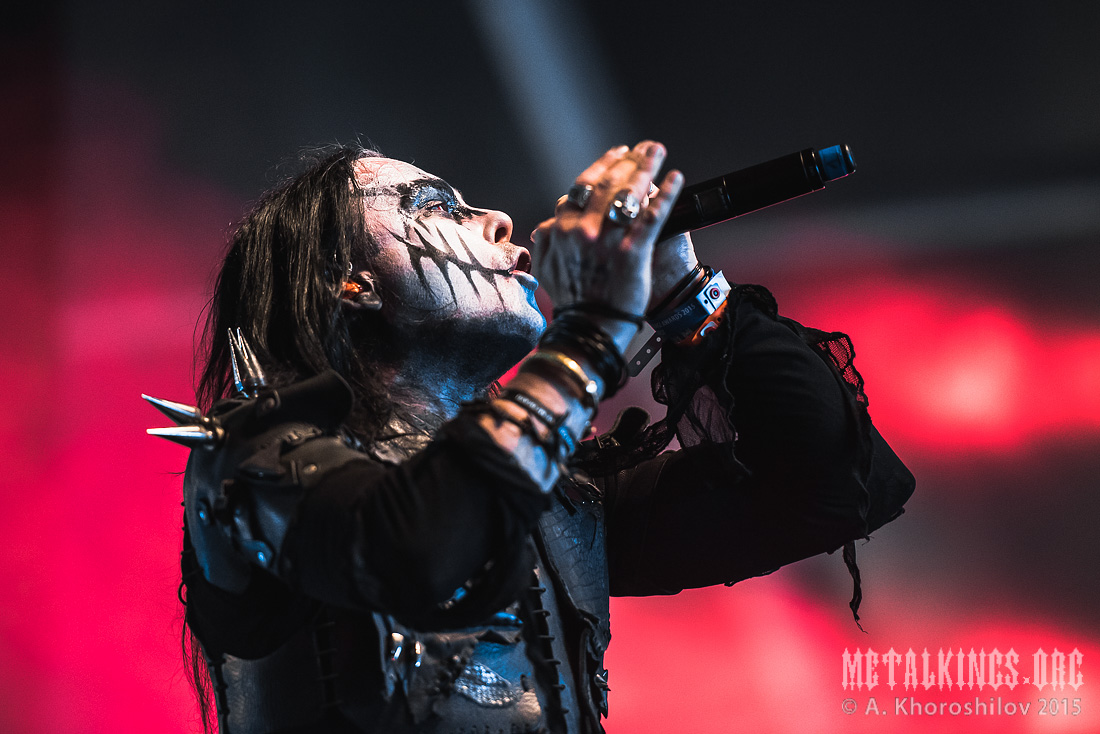6 - Cradle Of Filth