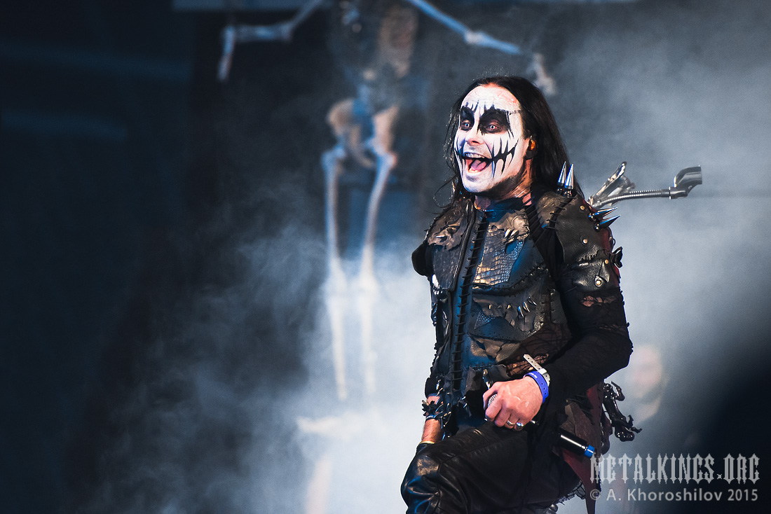 9 - Cradle Of Filth