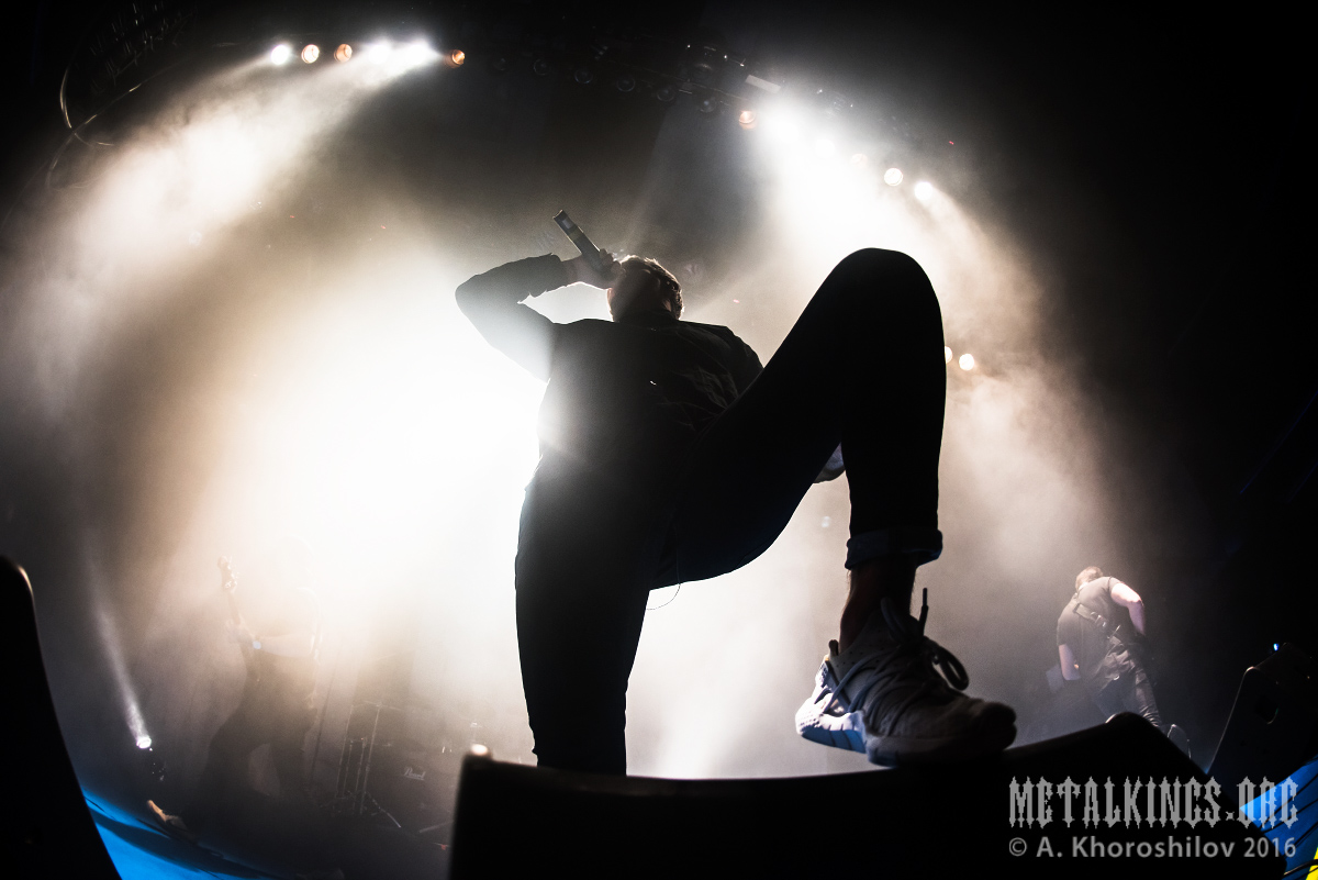8 - Parkway Drive