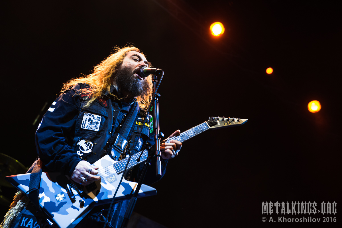 32 - Soulfly