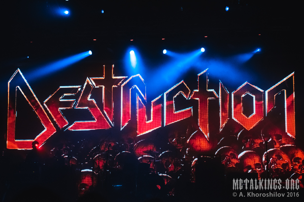40 - Destruction