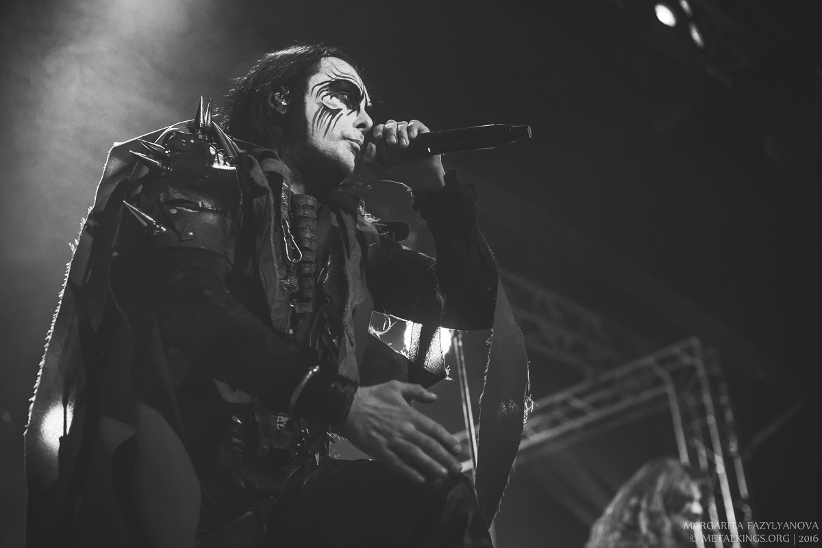 8 - Cradle Of Filth