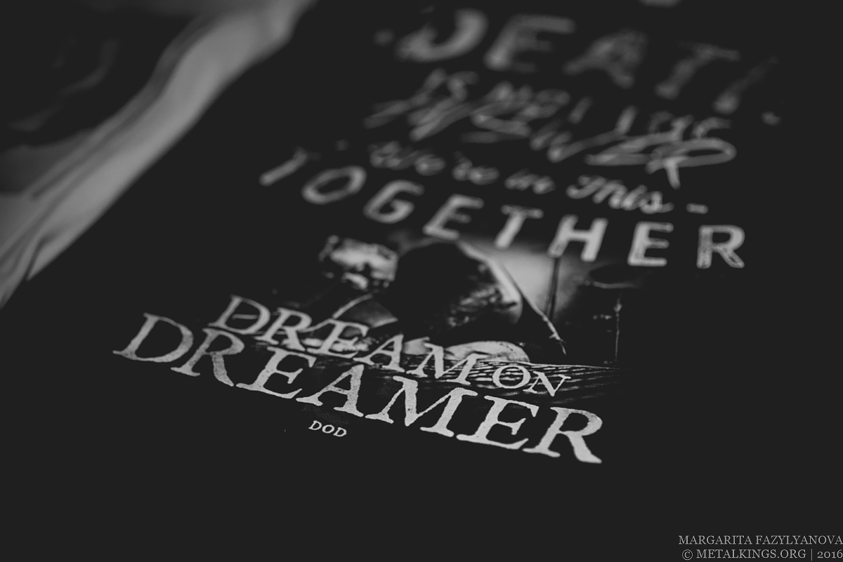 17 - Dream On, Dreamer