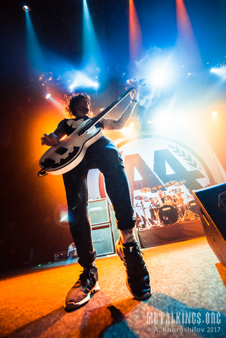 15 - Asking Alexandria