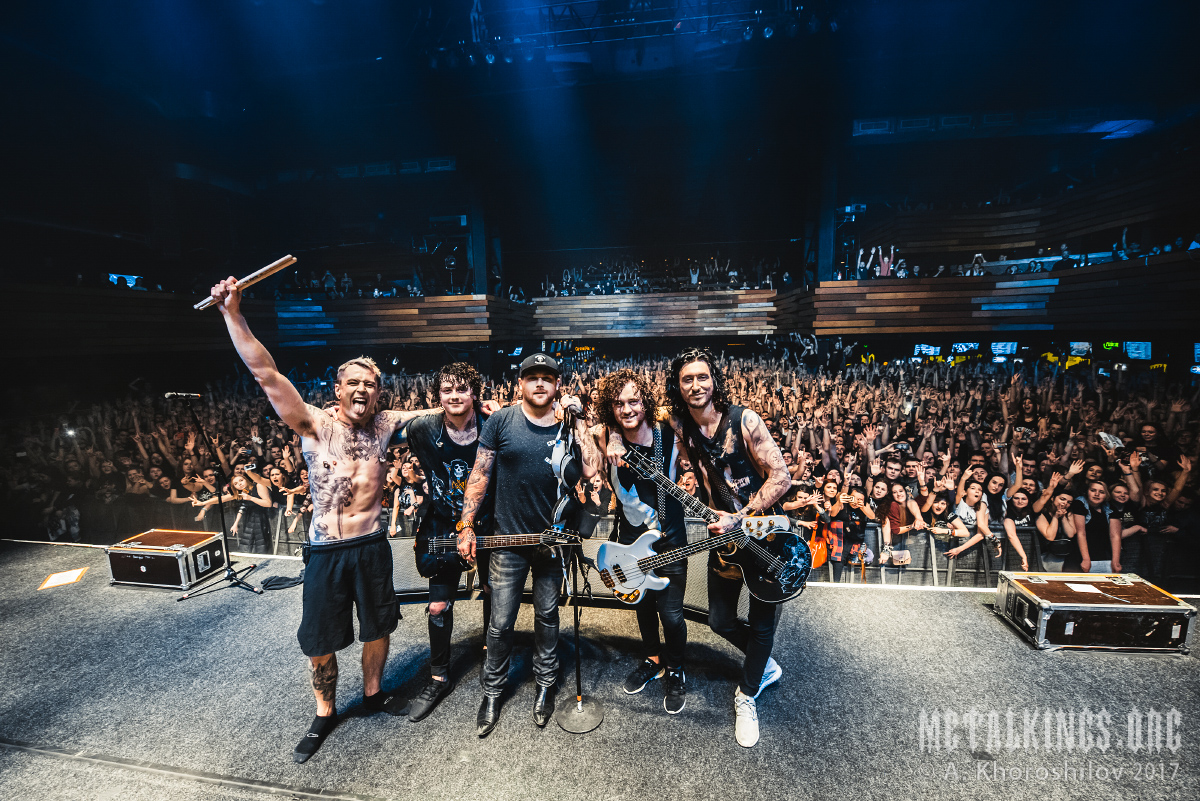 42 - Asking Alexandria