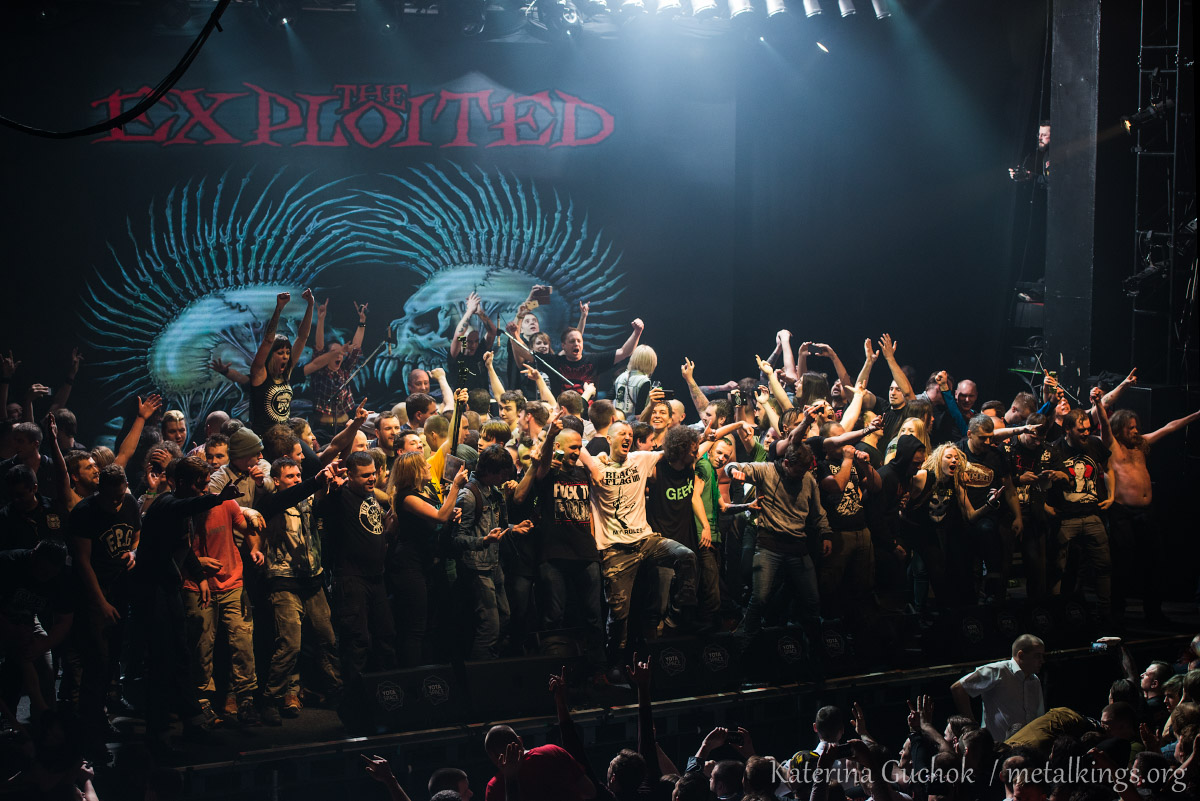 43 - The Exploited