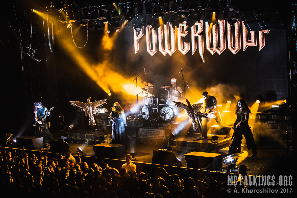 5 - Powerwolf