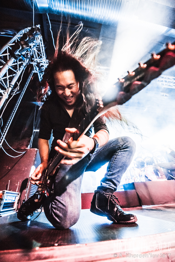 31 - Dragonforce