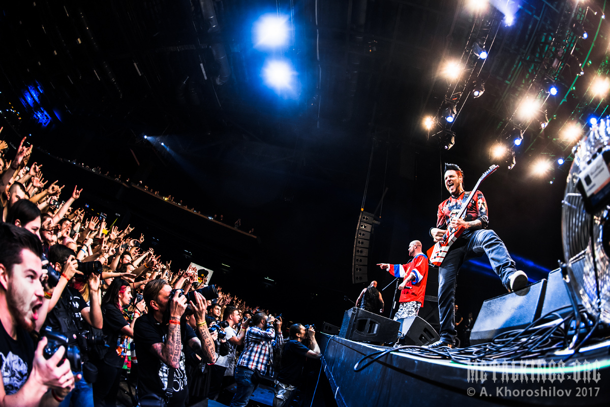 2 - Five Finger Death Punch