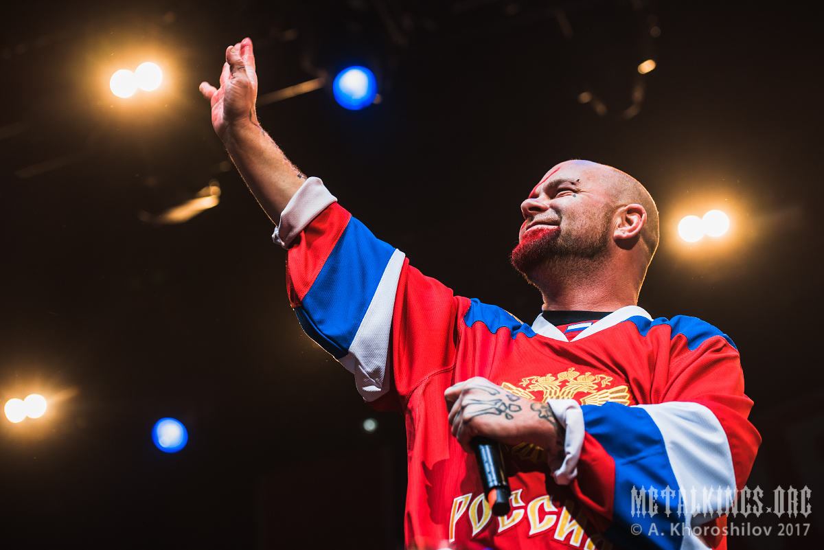 8 - Five Finger Death Punch