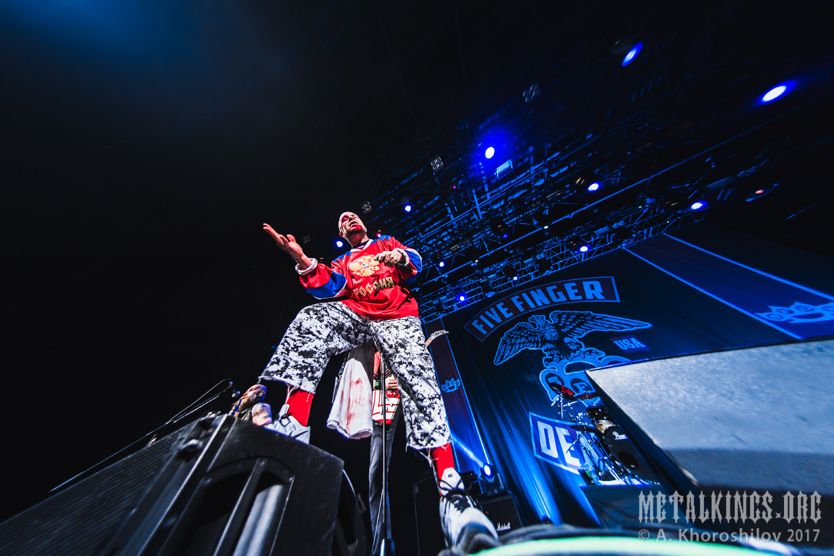 25 - Five Finger Death Punch