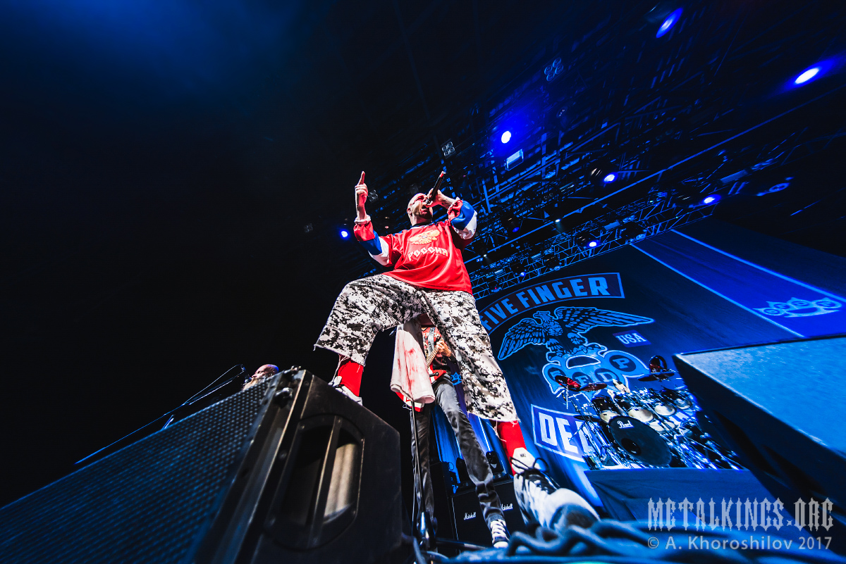 44 - Five Finger Death Punch
