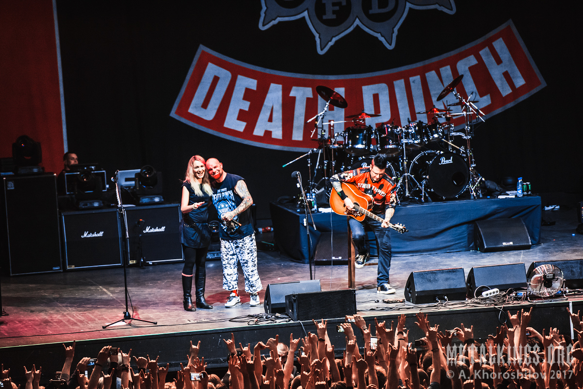 58 - Five Finger Death Punch