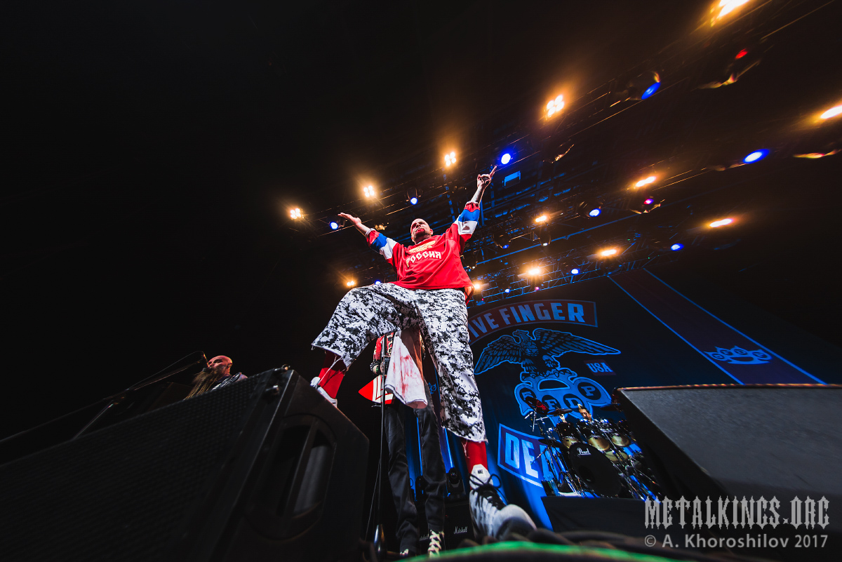 62 - Five Finger Death Punch