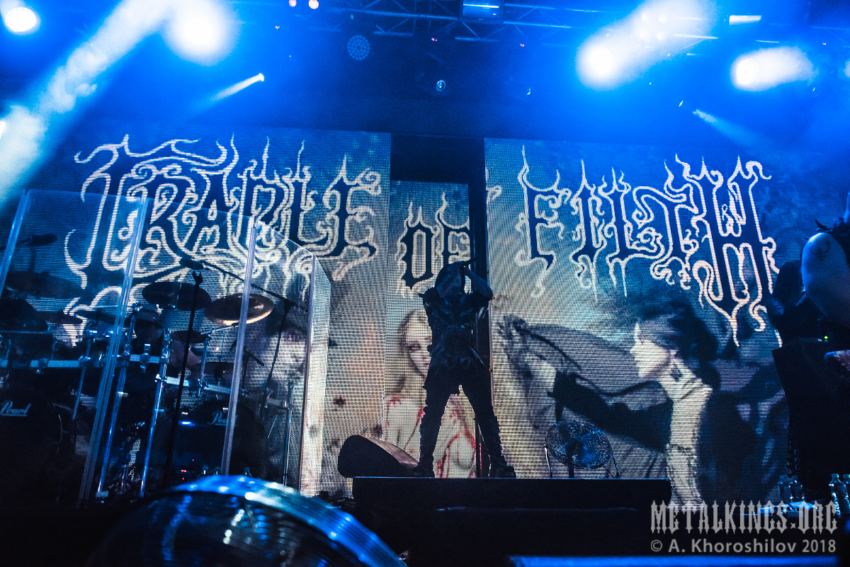 28 - Cradle Of Filth