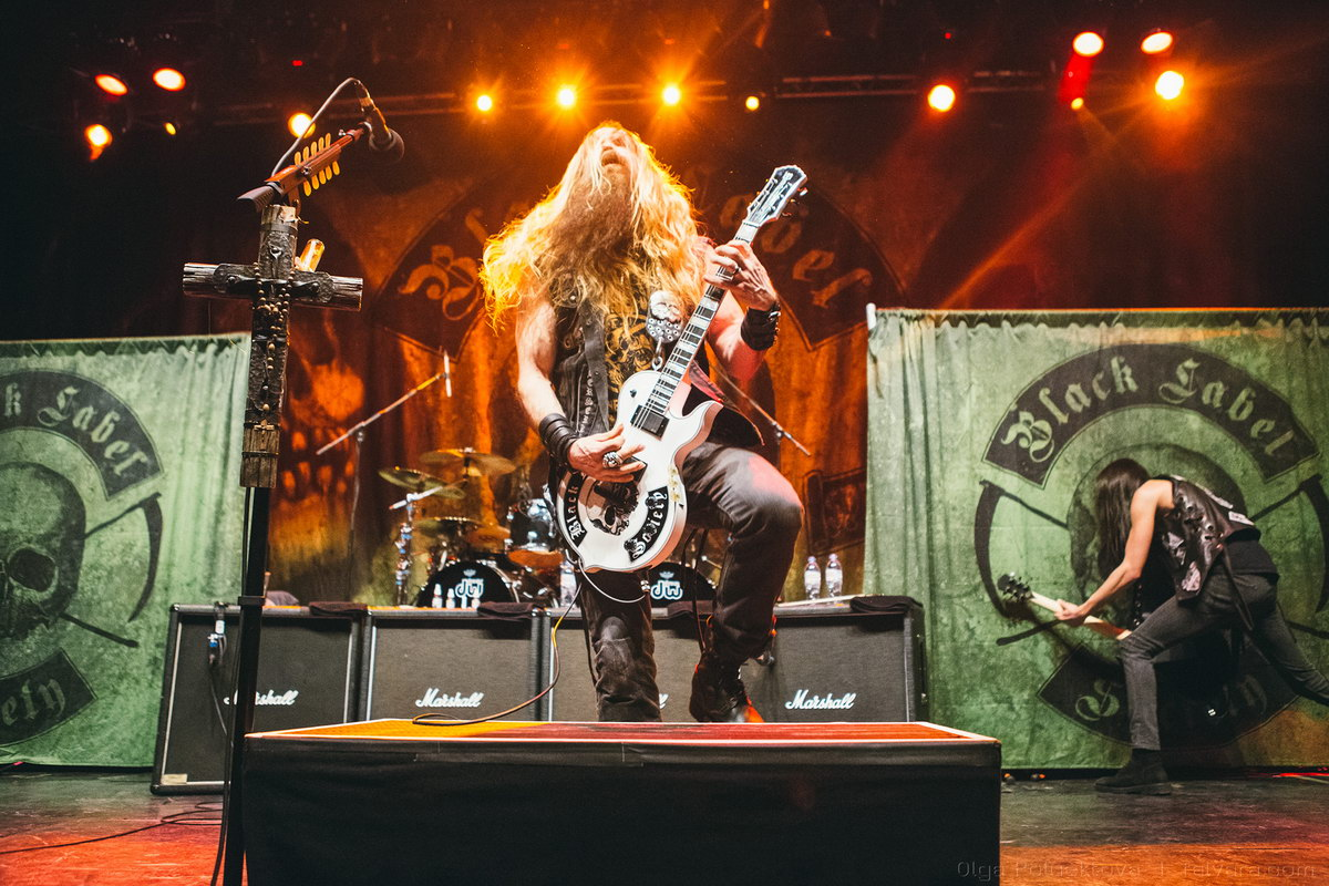 1 - Black Label Society