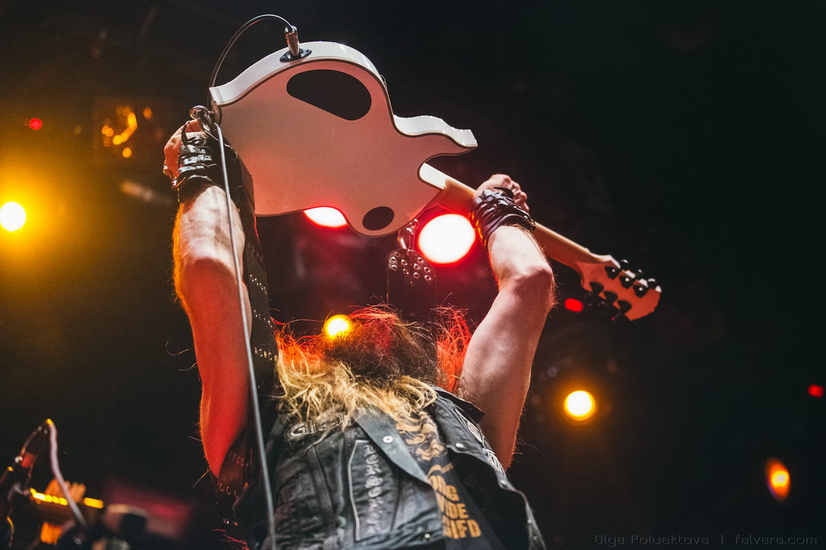 16 - Black Label Society