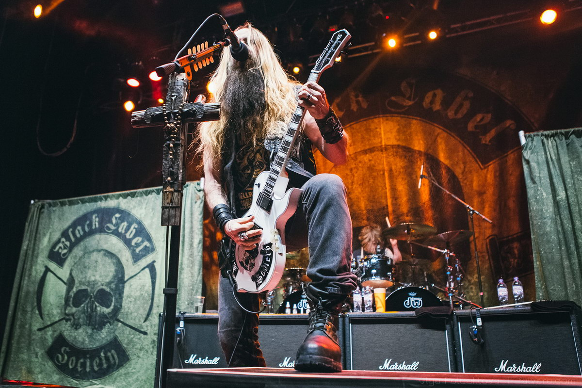 17 - Black Label Society