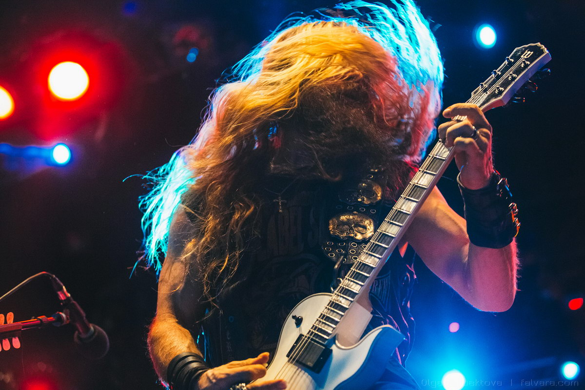 18 - Black Label Society