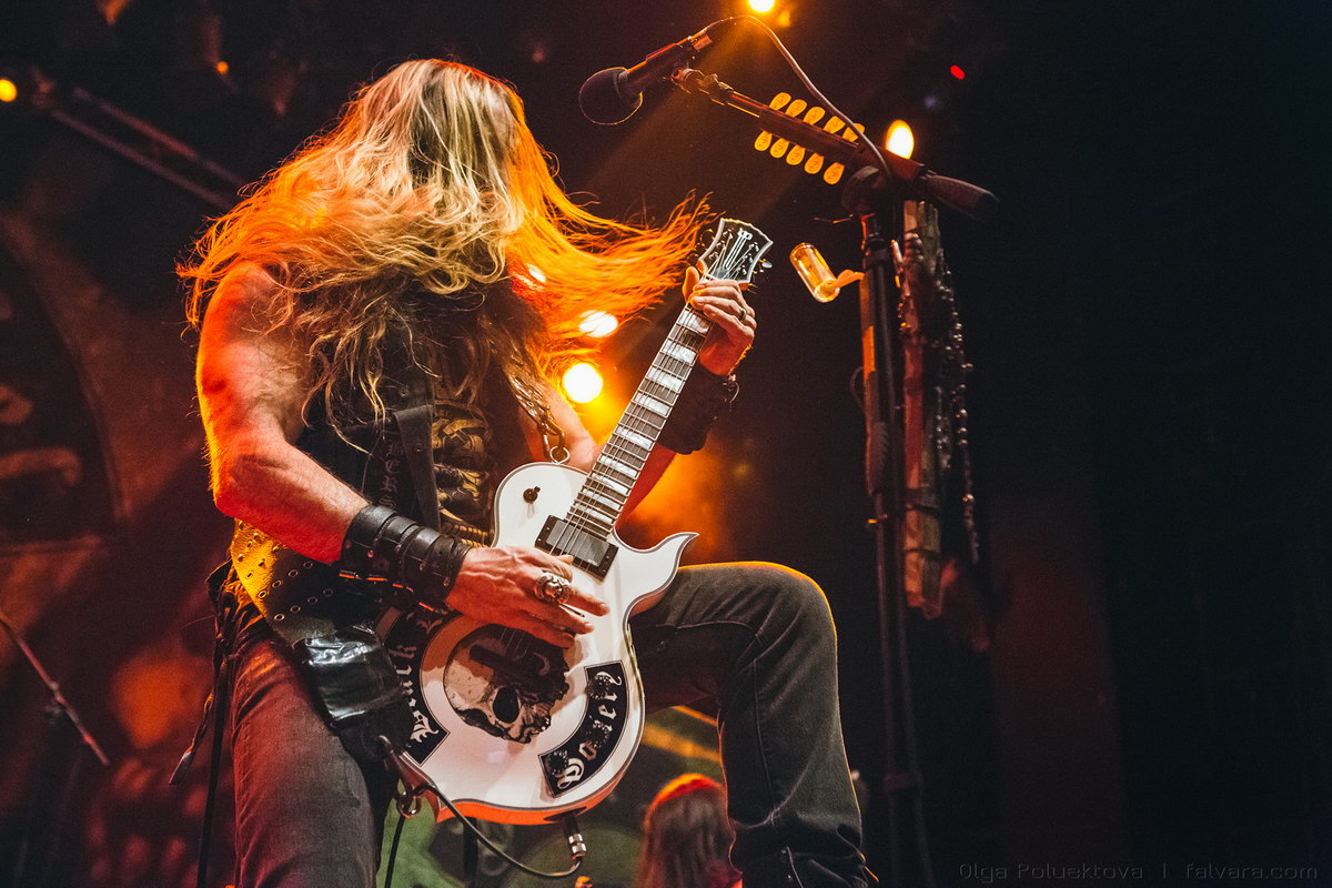23 - Black Label Society