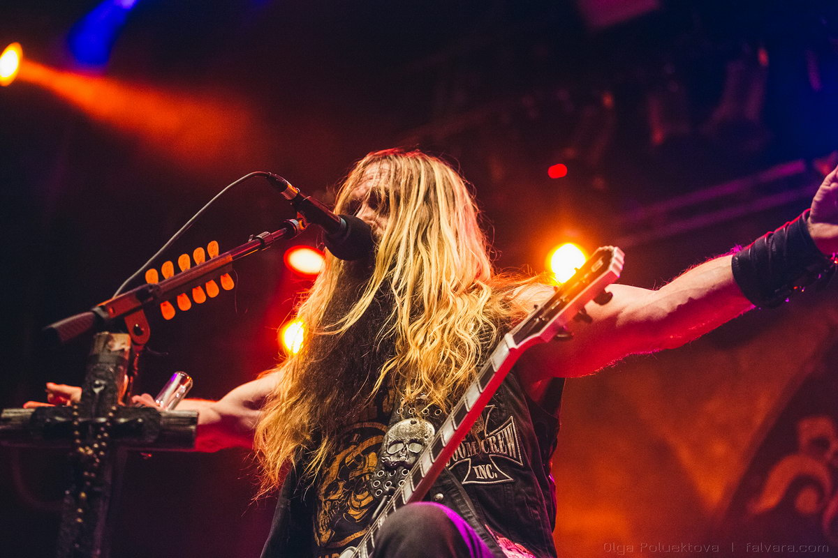 28 - Black Label Society