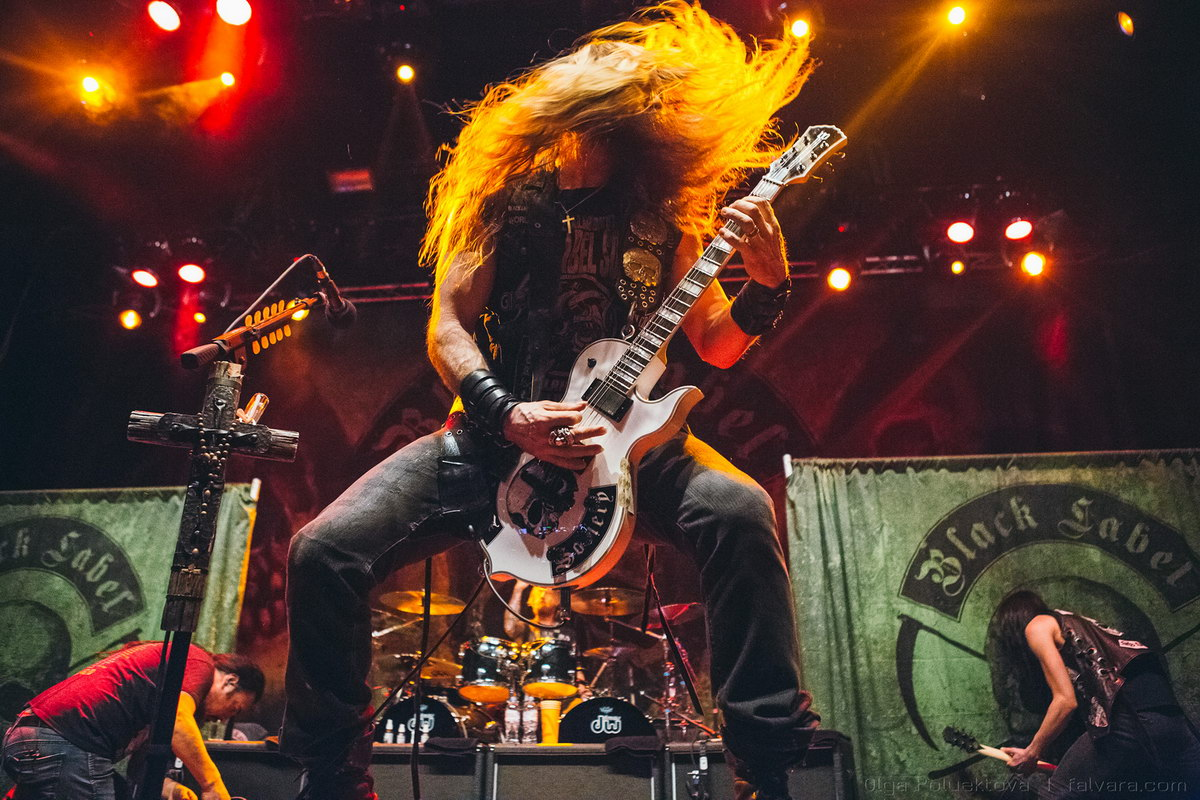 30 - Black Label Society