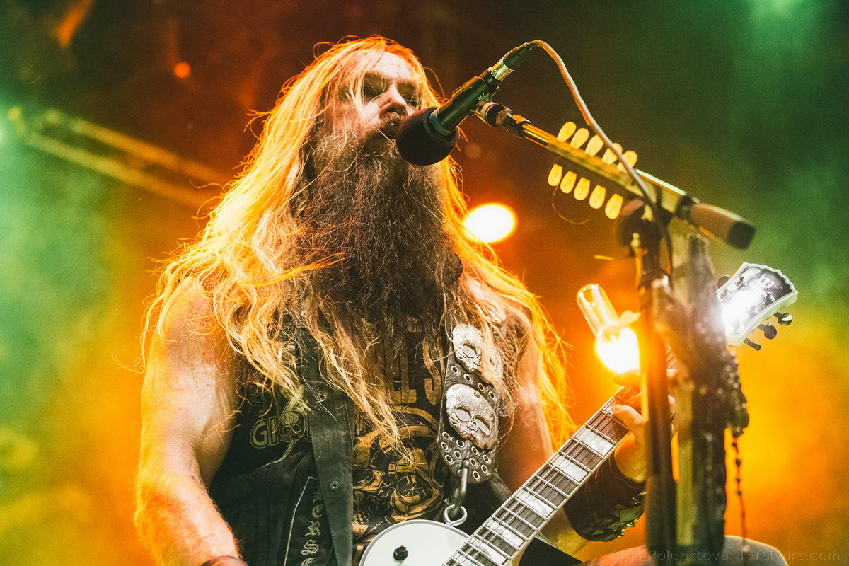 4 - Black Label Society