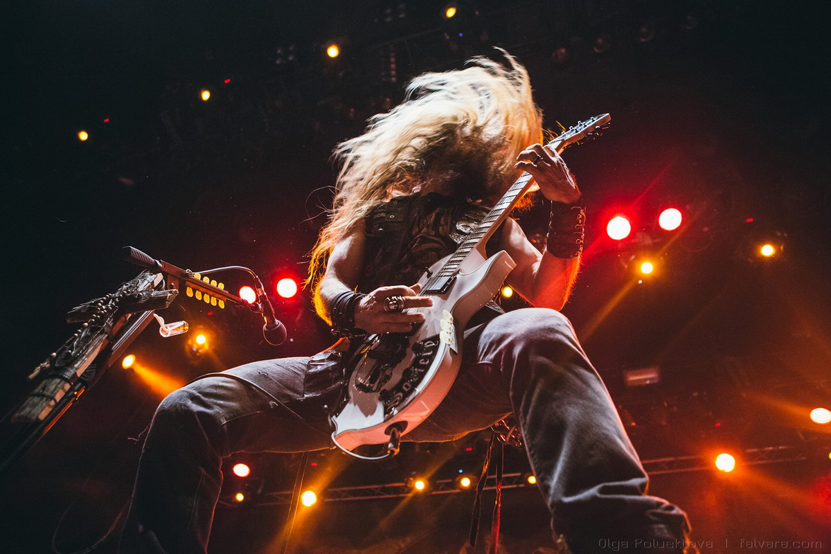 5 - Black Label Society