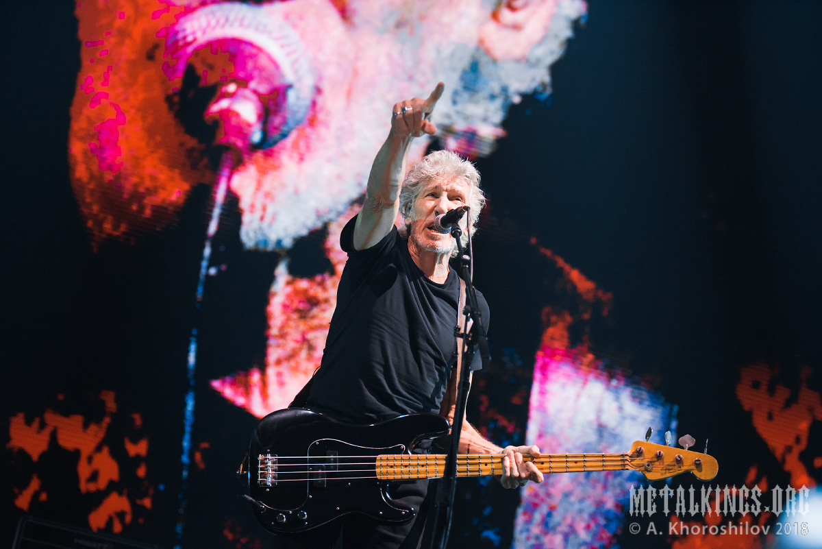 6 - Roger Waters