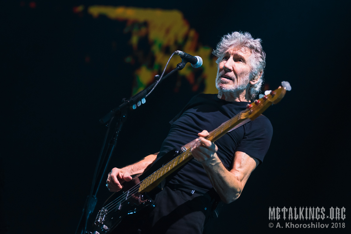 17 - Roger Waters