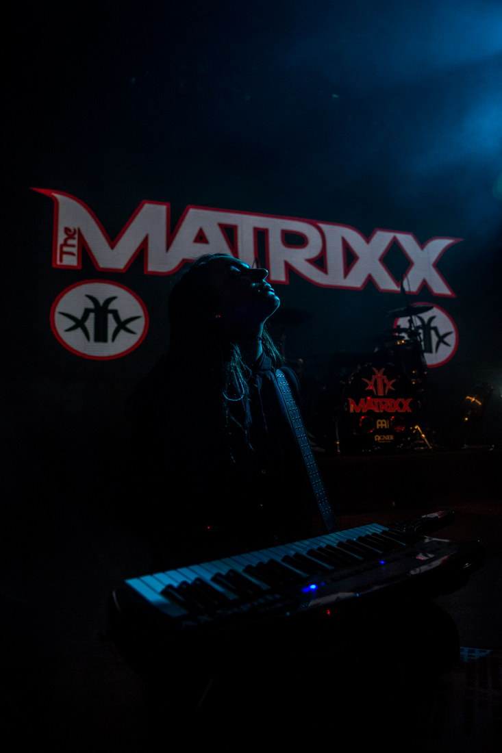60 - Глеб Самойлоff  and the Matrixx