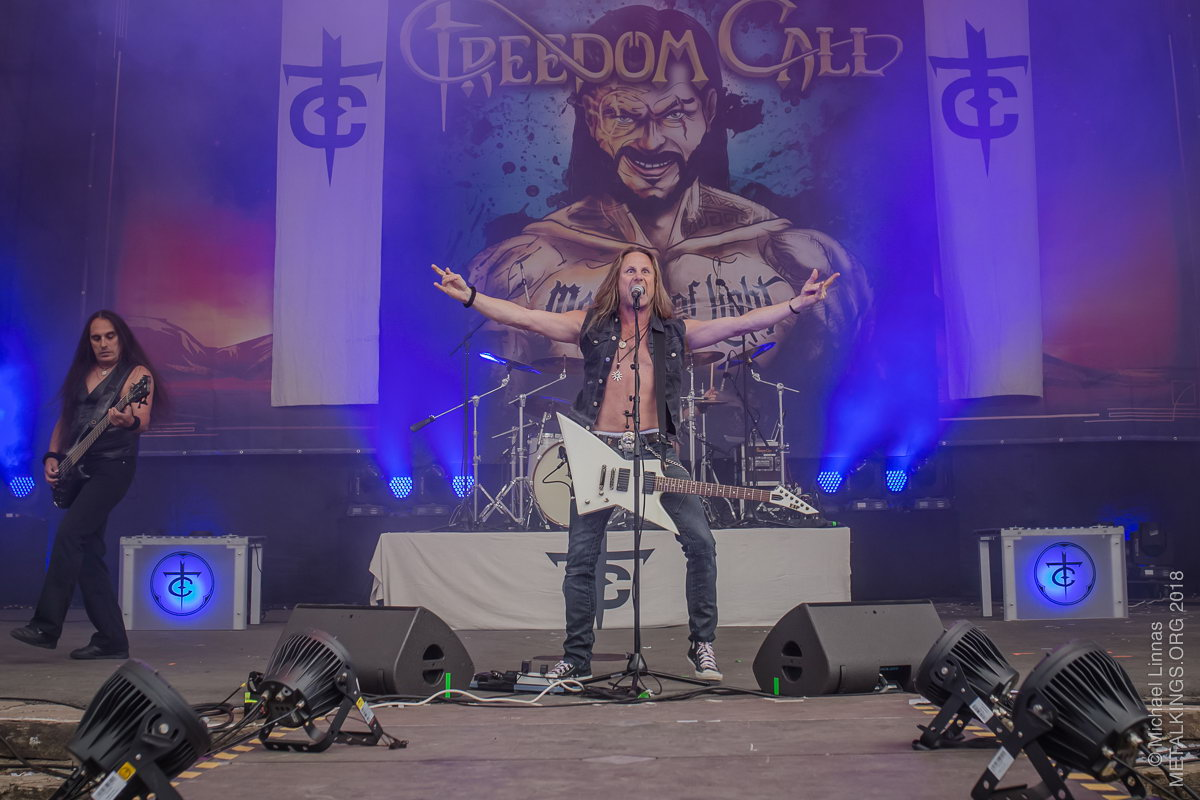 25 - FREEDOM CALL
