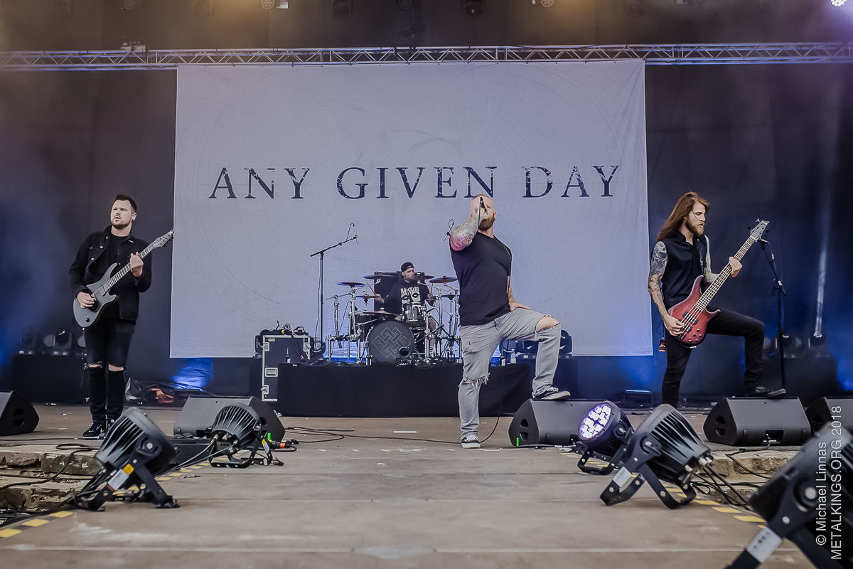 9 - ANY GIVEN DAY