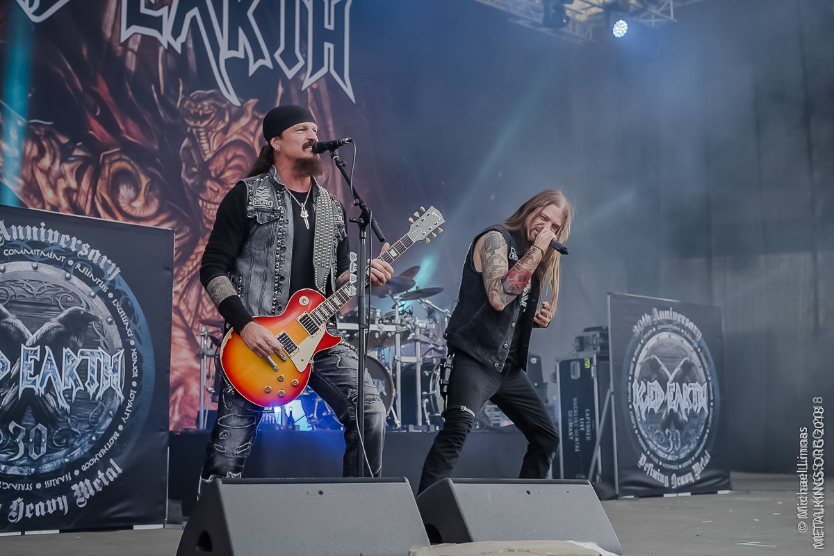 28 - Iced Earth
