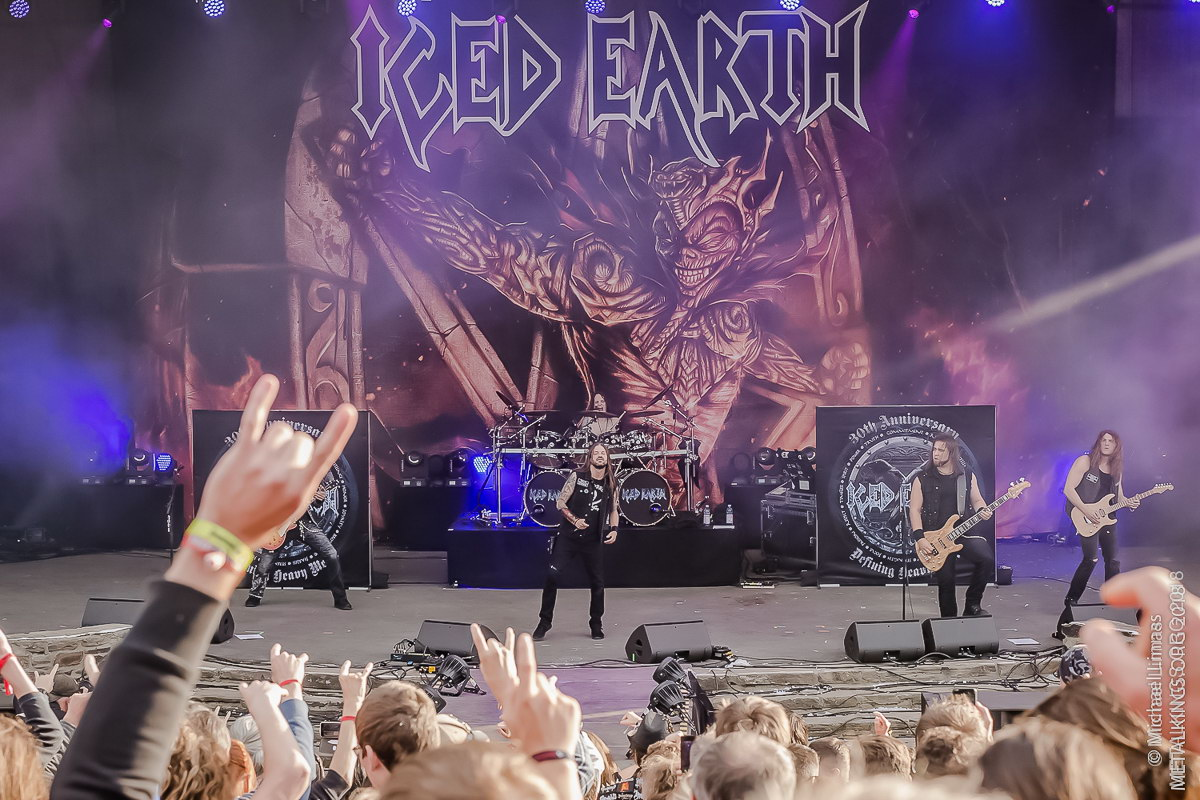 35 - Iced Earth