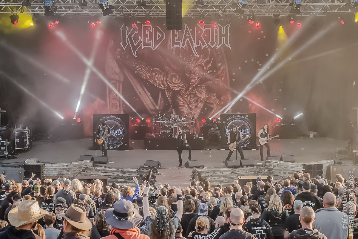 41 - Iced Earth