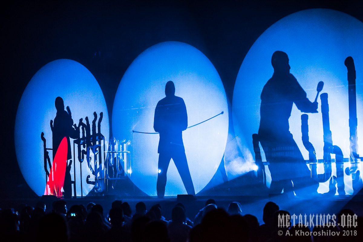 1 - Blue Man Group