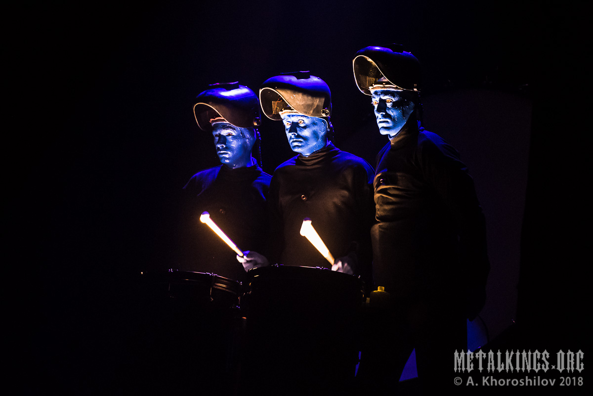 3 - Blue Man Group