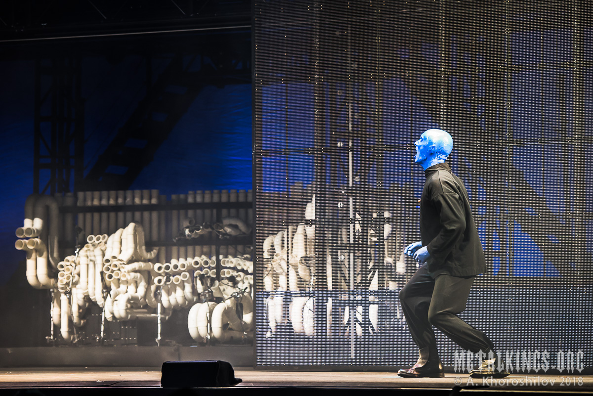 20 - Blue Man Group