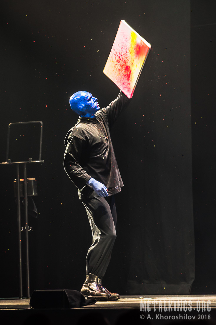 21 - Blue Man Group