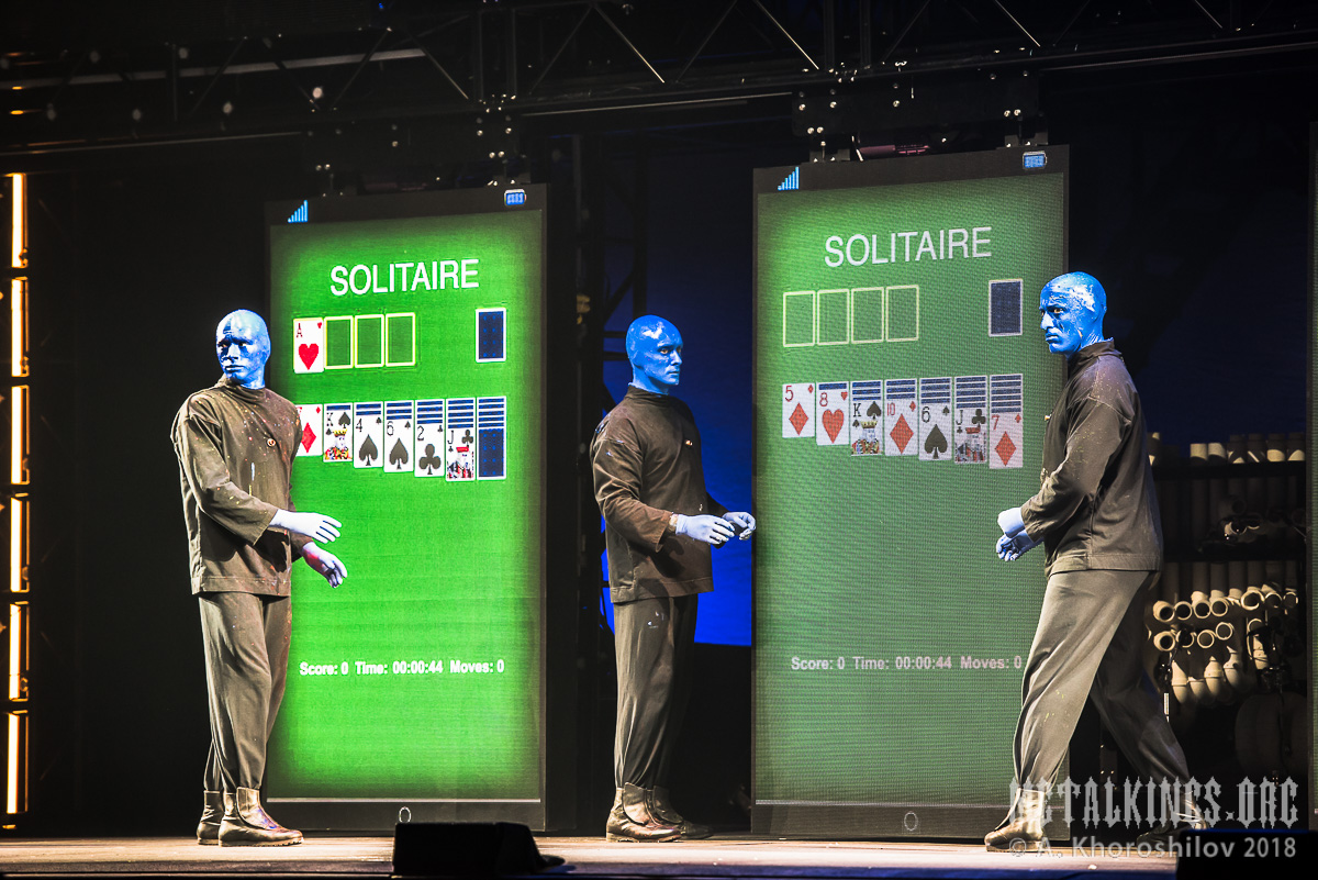 42 - Blue Man Group