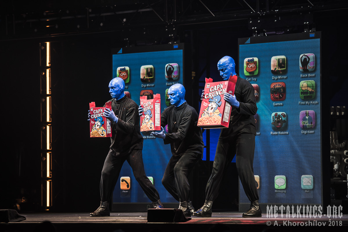 47 - Blue Man Group