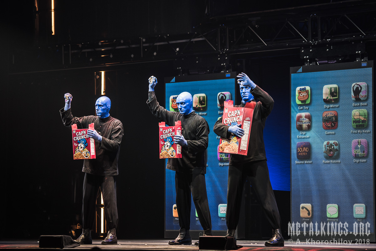 48 - Blue Man Group